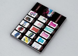 Product catalogue, layout brochure graphic design hania