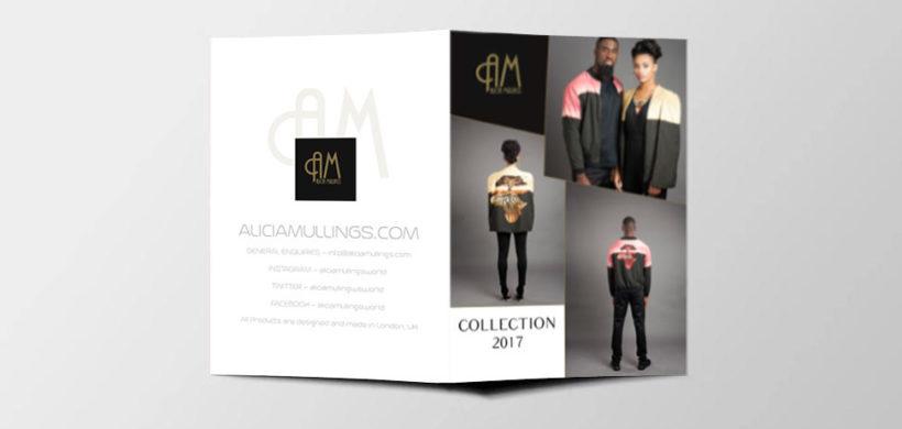 Web graphic design magazine, catalogue, brochure