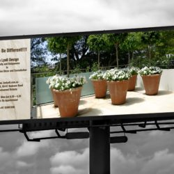 Creative billboards design