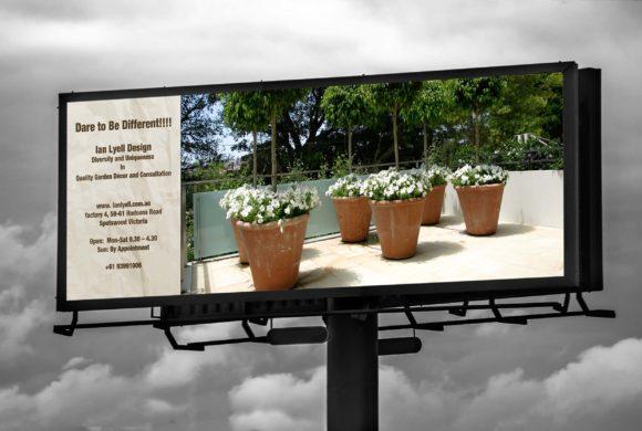 Creative billboards design