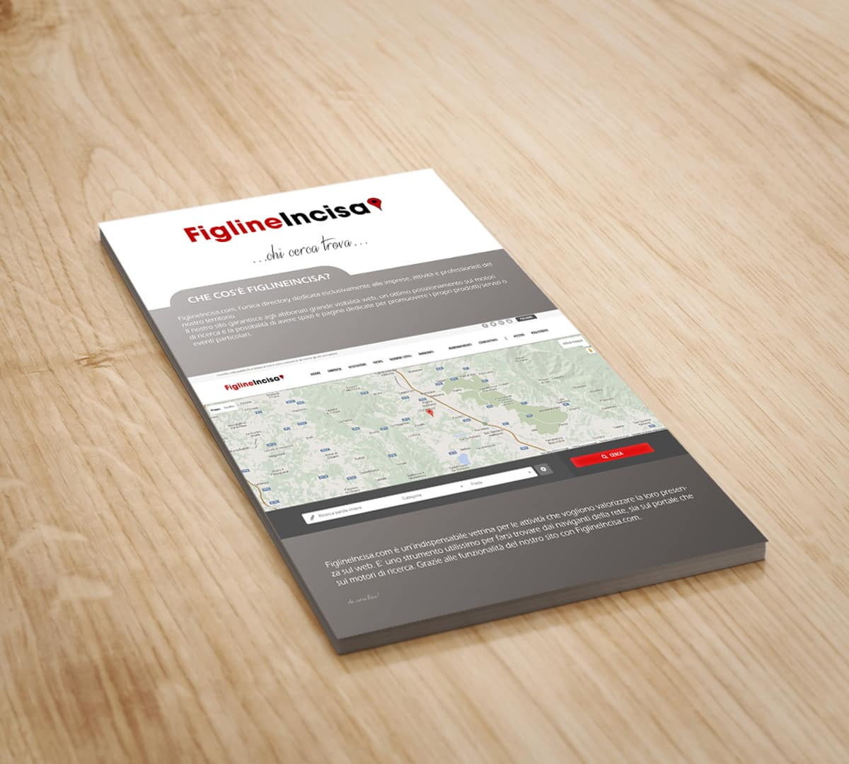 Business bifold, trifold, pamphlet brochure graphic design