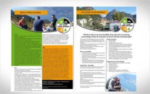 Freelance professional flyer graphic design service eat