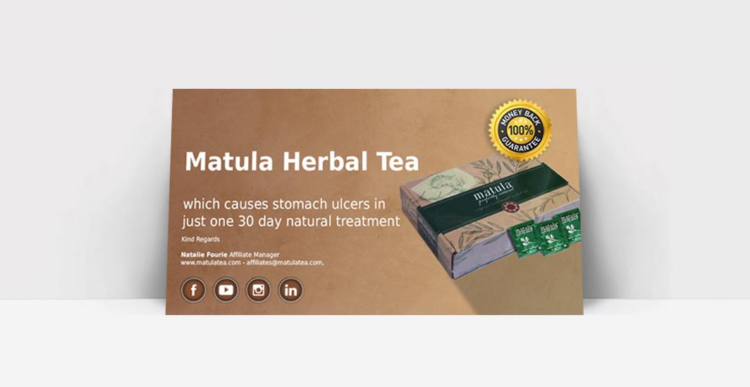 Advertising web banner design