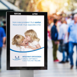 Customized billboards displays advertising designs