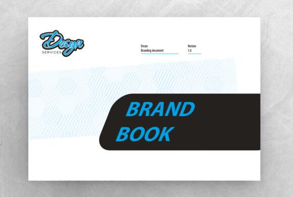 Brand identity guidelines design