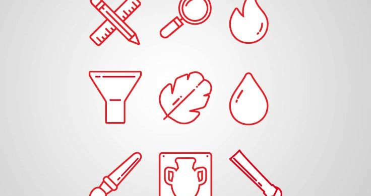 Creative graphic design vector, svg, png, gif, jpg, psd icon