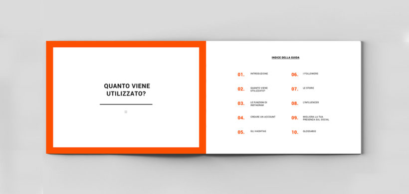 Layout brochure, booklet, pamphlet graphic design