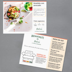 Custom professional mockup restaurant menu design