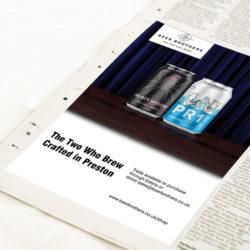 Customized advert design
