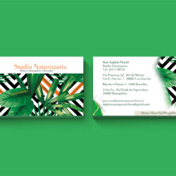 Corporate identity, stationery design