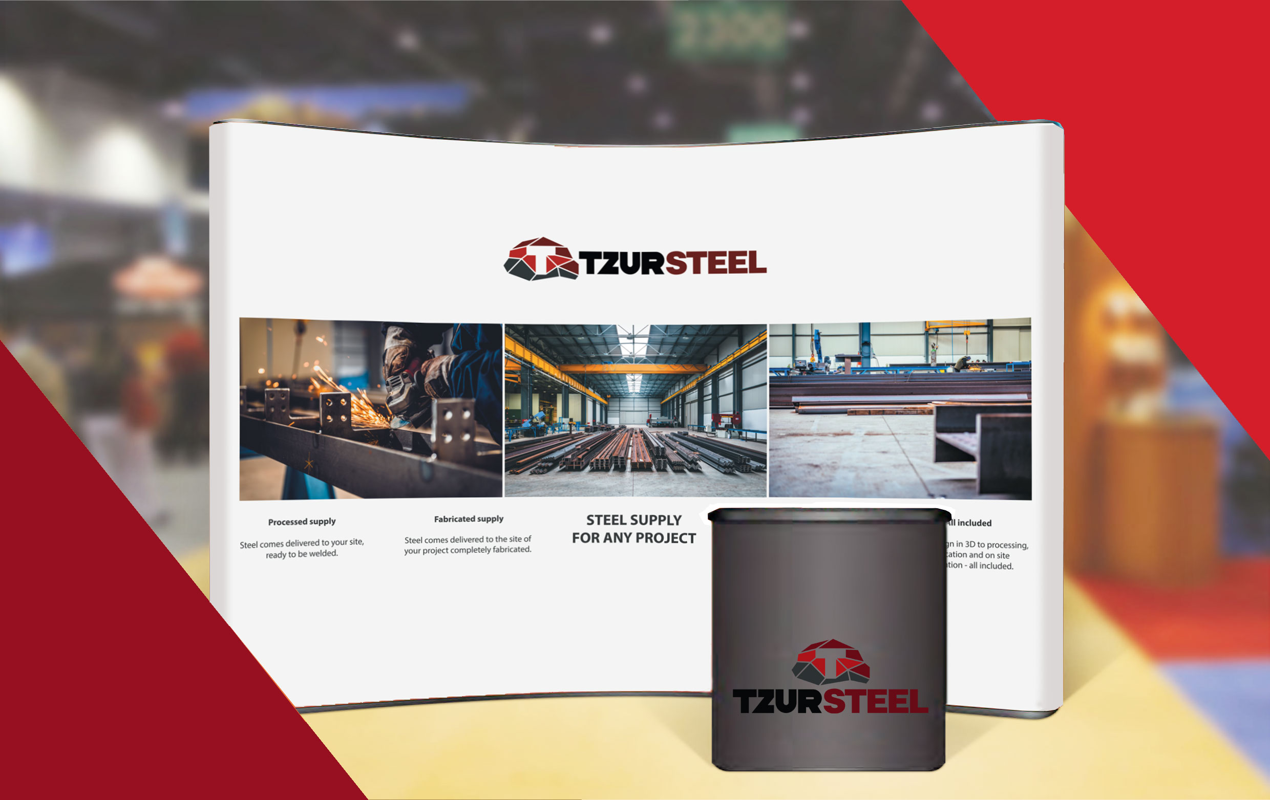 Exhibition Stand Banner : Panels rollers banners displays exhibition stand design