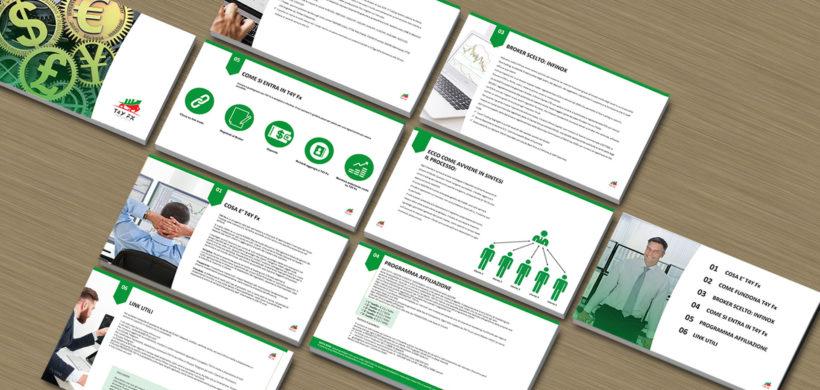 Pdf presentation graphic design