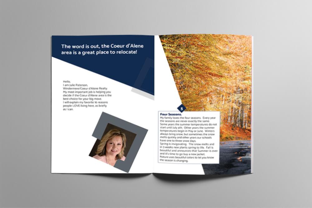 A5, a4  magazine, catalogue design