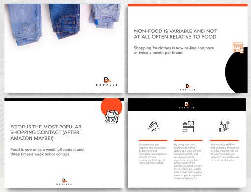 Custom infographics presentations graphic web design