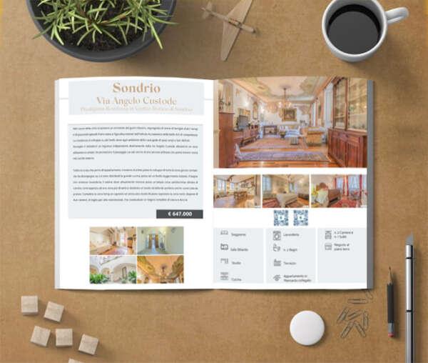 booklet real estate