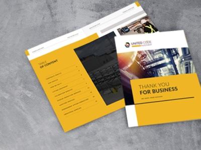brochure business