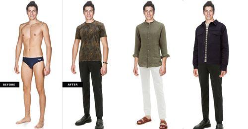 clothing photo retouching