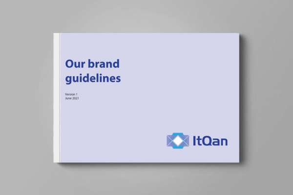 Brand style guide itqan